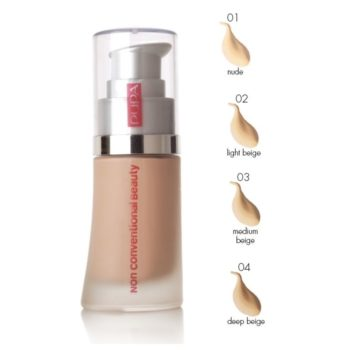 Pupa Antitraccia Foundation (30ml)