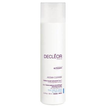 Decléor Aroma Cleanse Crème Mousse Hydra-Eclat 3 en 1 (100ml)
