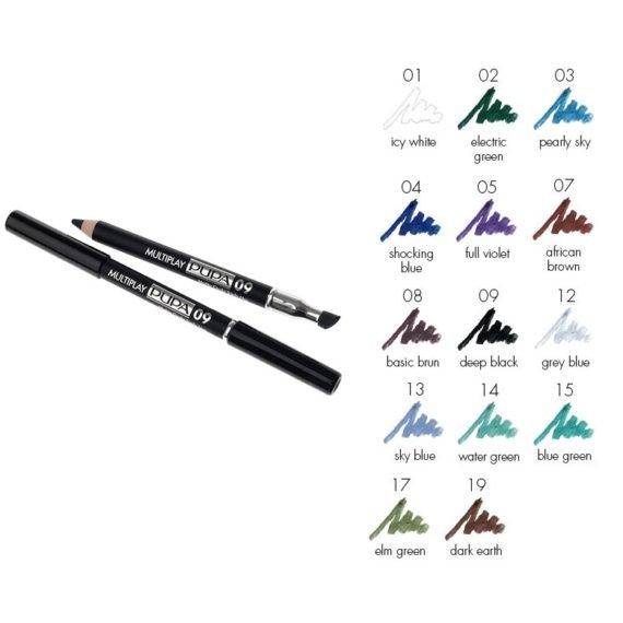Pupa Multiplay Pencil